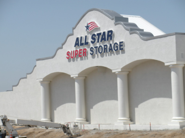 All Star Super Storage