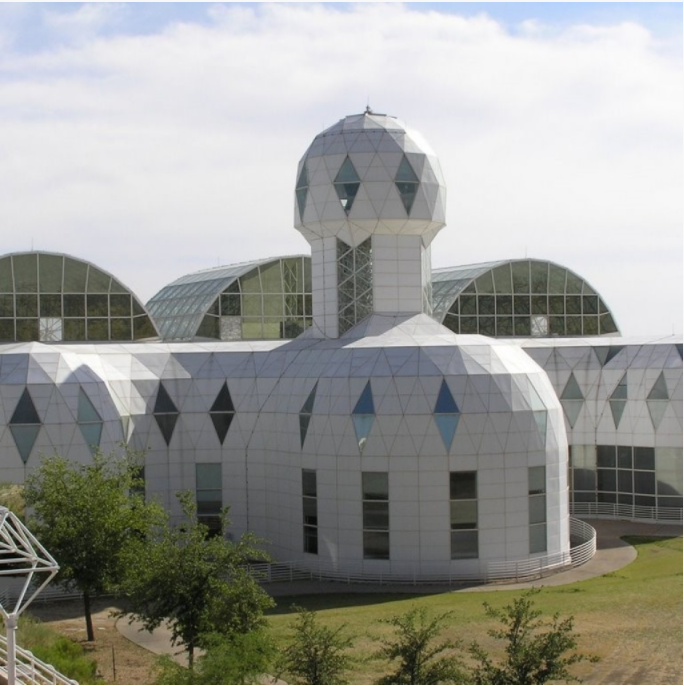 Biosphere in Arizona